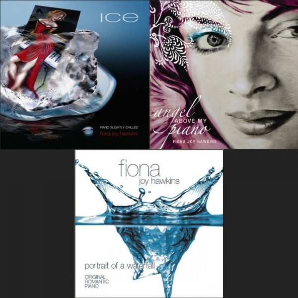 Fiona Joy Hawkins 3CDs
