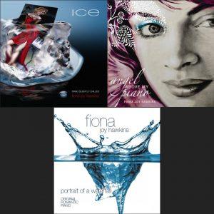 Fiona Joy Hawkins 3CDs