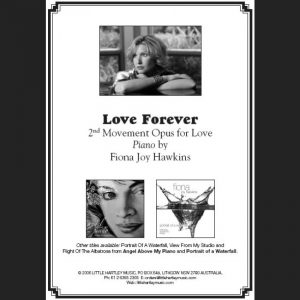 Love Forever - Sheet Music