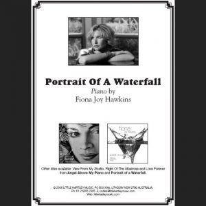 Portrait of a Waterfall - Sheet Music