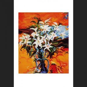 Lillies - Cards - 3 pack