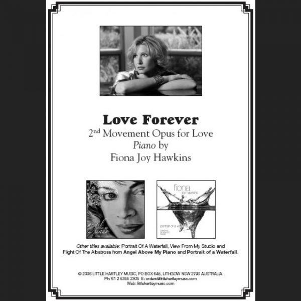 Love Forever Sheet Music - Sheet Music - Download