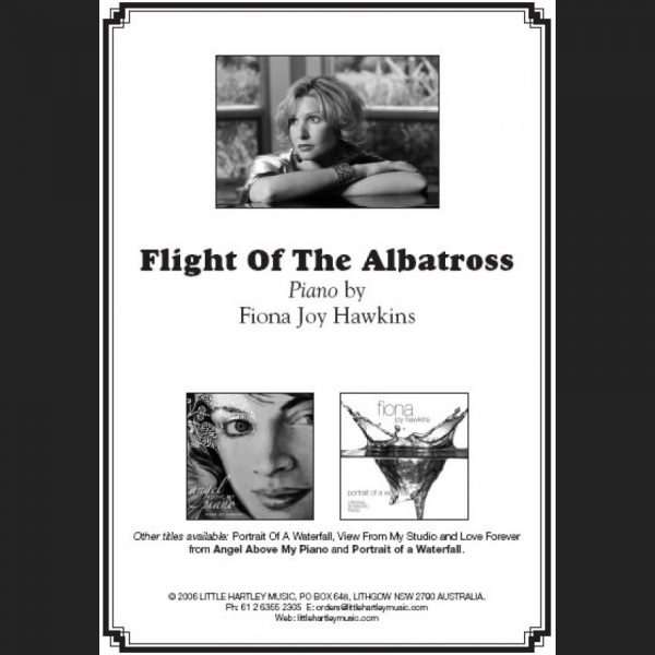 Flight of the Albatross - Sheet Music - Download