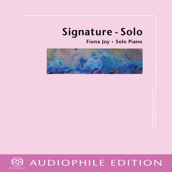 Fiona Joy Signature Solo Audiophile Edition
