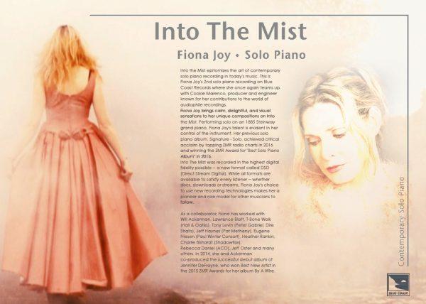 Fiona Joy - Into The Mist - Info