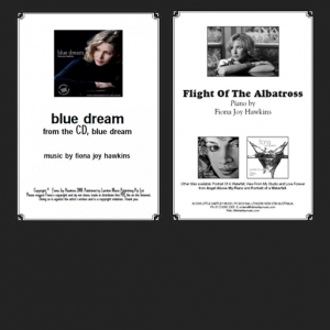 Sheet Music - Downloads